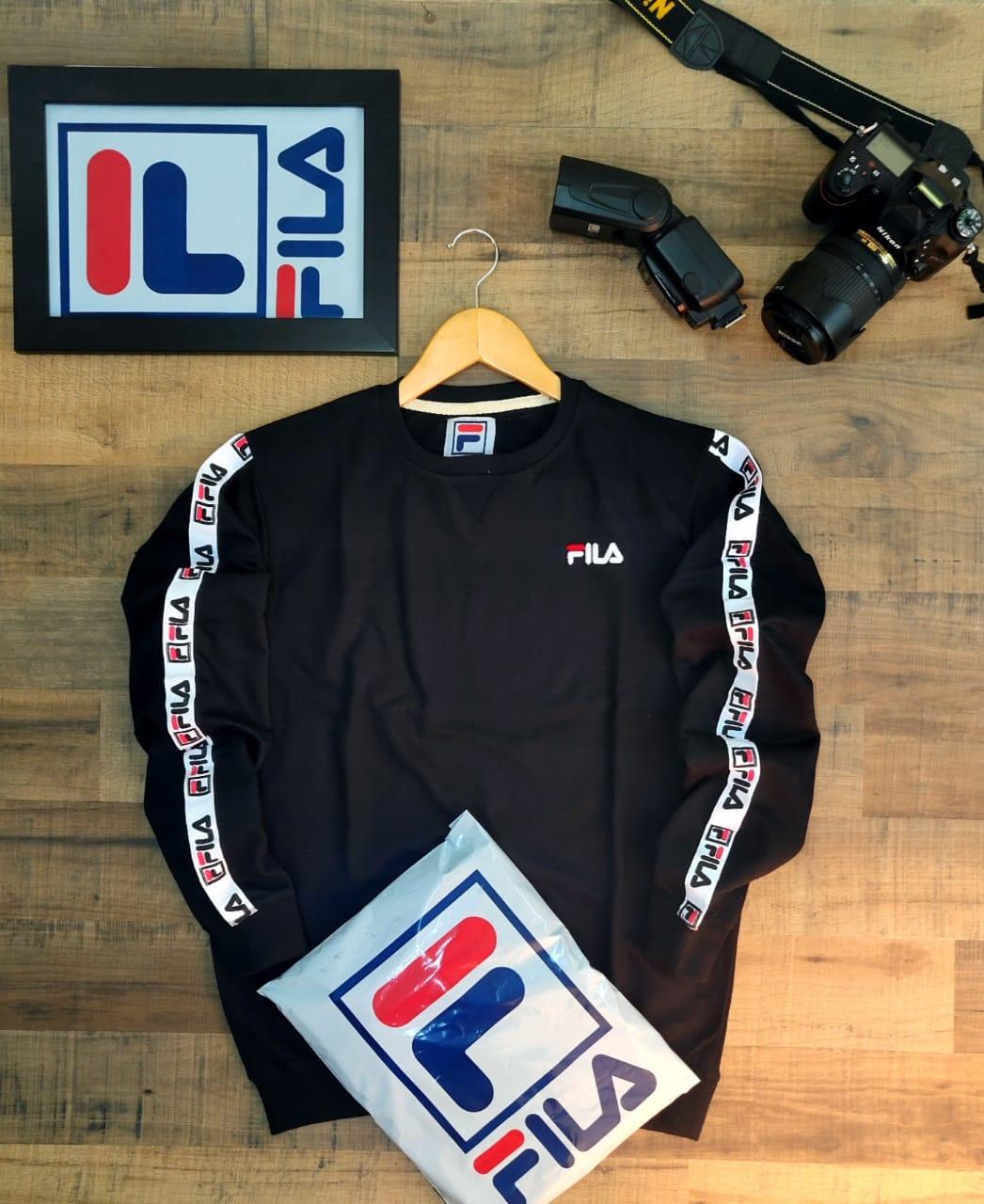 FL Men's X-neck sweatshirt